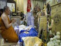 Golden touch? Buddhist temple in <b>Bangkok</b> now a venerated site for Leicester City fans