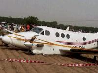 Had 10 seconds to make final decision: Pilot of air ambulance which crash-landed in Delhi