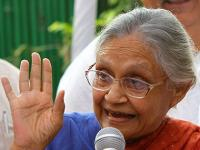 Not 'UP' for it: Sheila Dikshit will not be Congress' CM candidate in UP polls