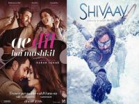 Ae Dil Hai Mushkil vs Shivaay: The battle lines are drawn on Twitter, not at the box office