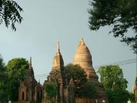 Myanmar earthquake damages scores of heritage Bagan temples