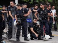 Suicide attack on Turkish police leaves 11 officers dead, dozens wounded