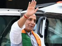 Samajwadi Party infighting 'a cause for concern', affecting UP: Rajnath Singh