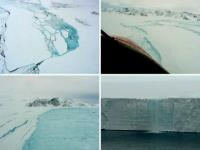 Massive ice block poised to break off from Antarctica, to lift global oceans by 10 cm