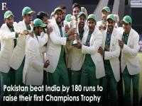 India vs Pakistan Final 2017: Plucky Sarfraz Ahmed and Co stun cricketing world with sheer force of will
