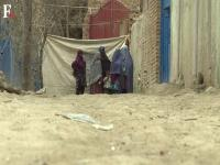 Watch: Afghanistan's hill of widows live in a world apart