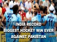 Hockey World League Semi-Finals 2017: India record biggest ever victory against Pakistan to enter quarter-finals