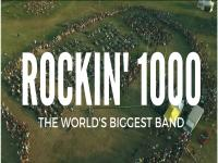 Watch: The world's biggest band Rockin' 1000 and its founder Fabio Zaffagnini