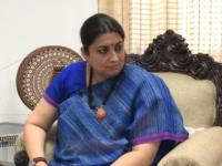 Smriti Irani to Firstpost: Involving weavers in policy implementation the way forward for Indian textiles