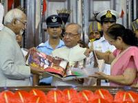 Pranab Mukherjee bids farewell to Parliament with 'sense of fulfilment' and 'tinge of sadness'