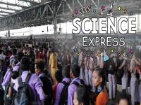Watch: The Science Express Climate Action Special is on the move again