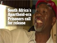 Watch: South Africa's apartheid-era prisoners call for release