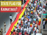 Can Karnataka have its own flag? No provision in Constitution that prohibits states from doing so