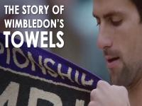 Watch: Towels for Wimbledon that fans spar over are all made in India