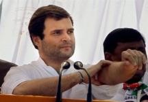#SeditionDebate: Those trying to crush you are making you stronger, says Rahul Gandhi at JNU