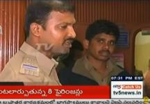 'Mujra party' fallout: Eight arrested GHMC employees suspended from civic body