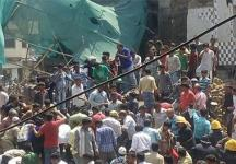 Five killed, three injured in Mumbai building collapse; several trapped