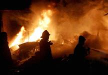 Fire breaks out at plastic factory in Delhi, four civilians and two firefighters injured