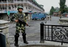 Curfew imposed in south Kashmir to stop protest march by separatists