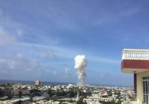 Somalia's Mogadishu airport rocked by huge explosion; security personnel among casualties