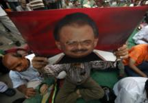 Pakistan charges MQM chief Altaf Hussain with treason for inflammatory speech