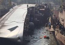 INS Betwa mishap: Sailor's remains cremated, professional salvers arrive to rescue the frigate