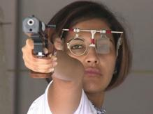 Watch: Dentist and shooter Heena Sidhu aims for Olympic redemption at Rio