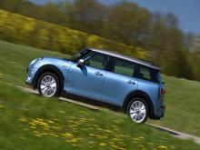 Image gallery: India-bound Mini Cooper Clubman All4