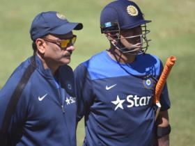 Endeavour is to give all players of World T20 squad a go, depending on conditions: Ravi Shastri