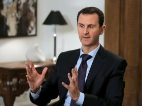 Transcript of exclusive AFP interview with Syria's Assad