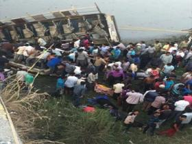 Highway tragedy: 37 dead, 24 injured as bus plunges into river Purna in Gujarat