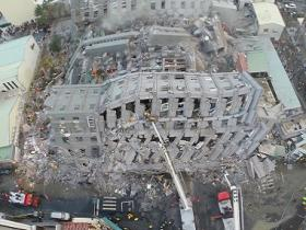 Death toll rises after Taiwan quake: At least seven killed, 249 survivors pulled out of rubble