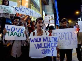 It is racist. Why is everyone reluctant to brand attack on the Tanzanian girl in Bengaluru so?