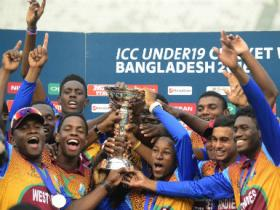 Under 19 World Cup: West Indies youngsters create history, beat India to lift maiden title