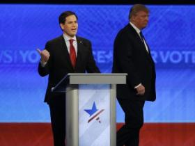 Marco Rubio falters in presidential debate, hurts chances to emerge as Donald Trump's rival