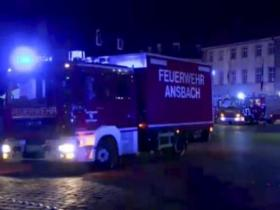 Germany blast: Syrian man dies in explosion near Ansbach music festival, 10 others injured
