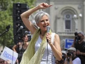 Jill Stein, Green Party presidential nominee, could perpetuate Democrats' third-term jinx
