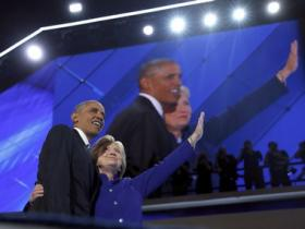 Barack Obama plays emotion card to shield Hillary Clinton from crucial, tough questions