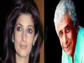 Twinkle Khanna calls out Naseeruddin Shah for 'poor actor' remark; apologies follow