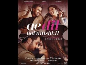 Ae Dil Hai Mushkil is a typical Karan Johar film, but also nothing like he's ever done before