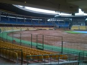 Wet outfields a thing of the past at Bengaluru, as Chinnaswamy pioneers state-of-the-art drainage