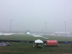 India vs West Indies,2nd T20I: Match abandoned due to rain; MS Dhoni and co lose series 1-0