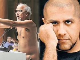 Vishal Dadlani mocks Jain guru Tarun Sagar on Twitter, ends up quitting politics