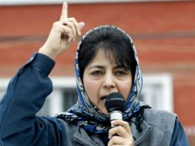 50 days of Kashmir unrest: Mehbooba Mufti in Delhi to meet PM Narendra Modi
