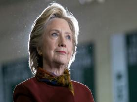 Hillary Clinton: Grace under fire, the feminist leader US needs but doesn't deserve