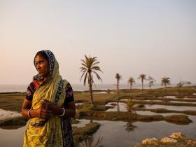 Life in troubled waters: These photos document ravages of pollution, climate change on India's coast
