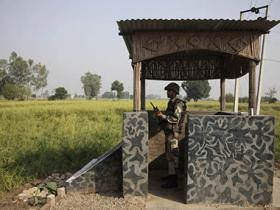 Six civilians injured as Pakistan troops target Indian border outposts and villages in Jammu and Samba