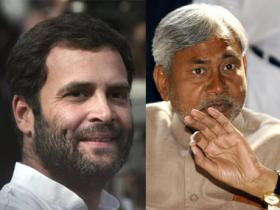 Nitish Kumar asks Rahul Gandhi to stop defending 'tainted' Lalu Prasad family, asks to clarify stand on RJD