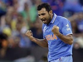 Champions Trophy 2017: Mohammed Shami's wicket-taking ability makes him viable option for India