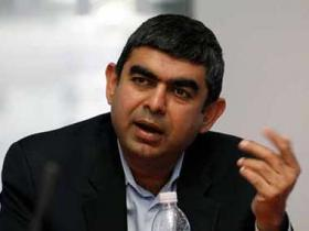 Infosys Vishal Sikka is leading by example but it is a long haul in rough weather